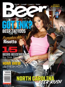 Beer Magazine rocks out the end of 2012.